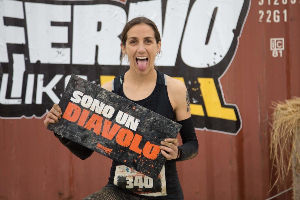 Rocio Rodriguez Inferno Run