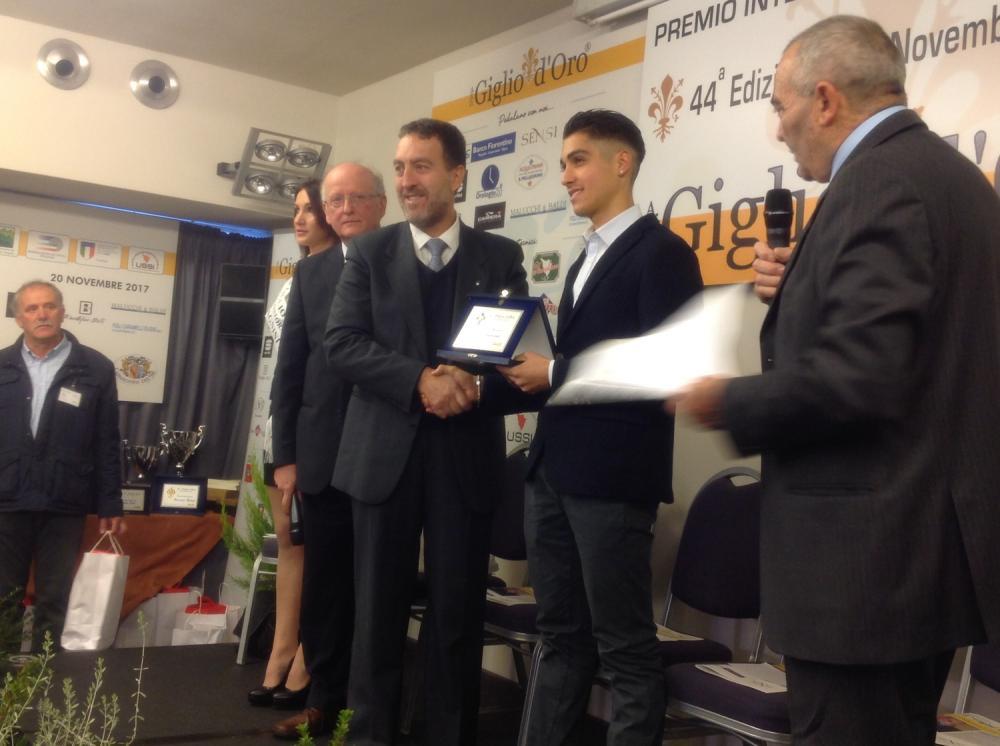 Premio giglio d'oro Andrea Innocenti