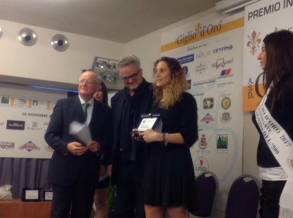 Premio ciclistico Giglio d'oro - Vittoria Guazzini