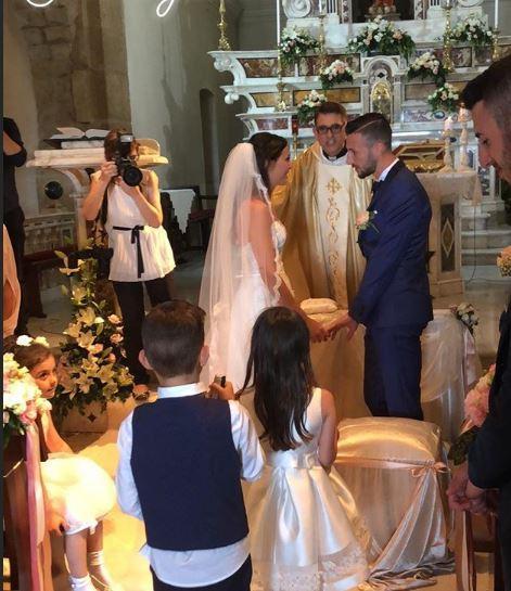 matrimonio Guberti