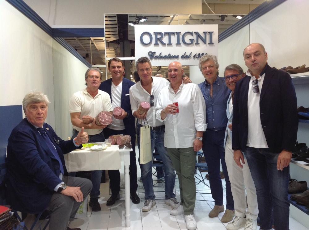 Ospiti di Ortigni